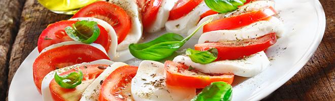| Frische Salate